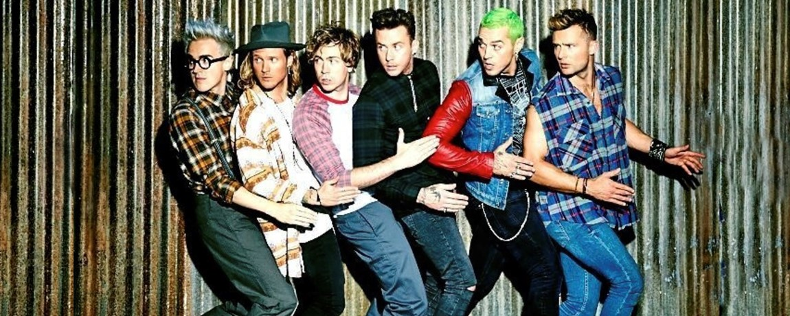 McBusted event image