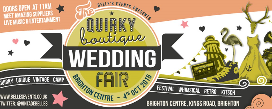 Quirky Boutique Wedding Fair event image