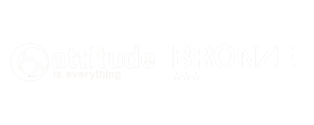Attitude is Everything Bronze Award