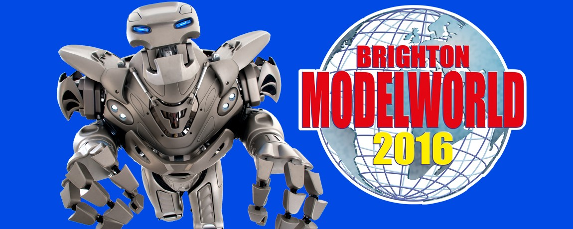 Modelworld 2016 event image