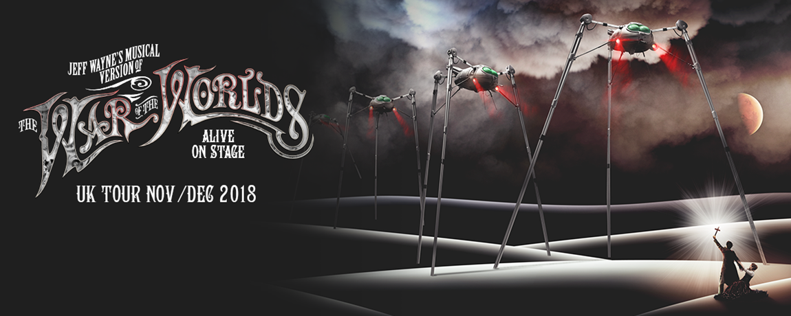 Jeff Wayne's The War of the Worlds event image