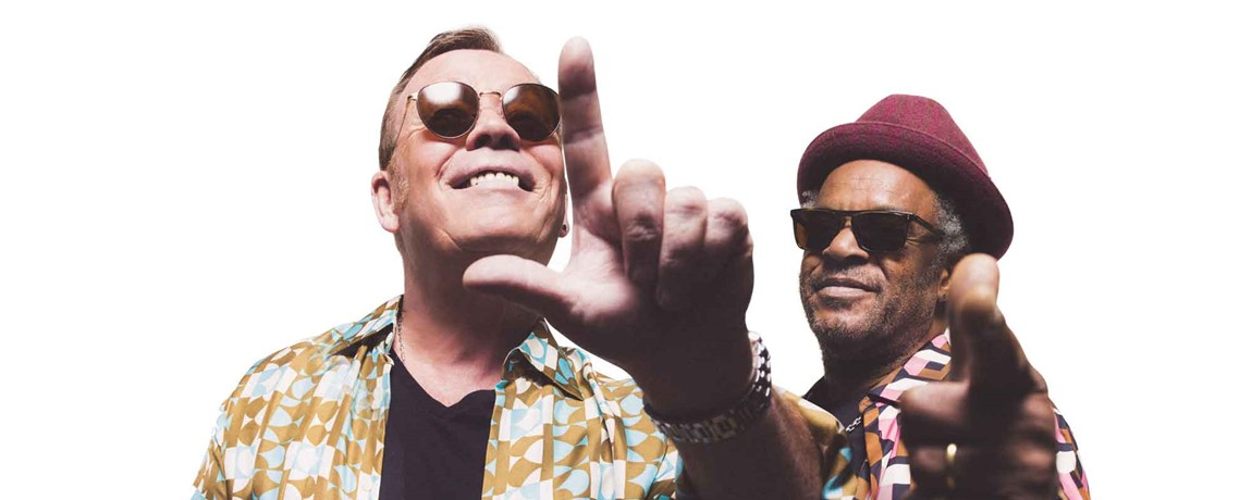 UB40 ft. Ali Campbell and Astro event image