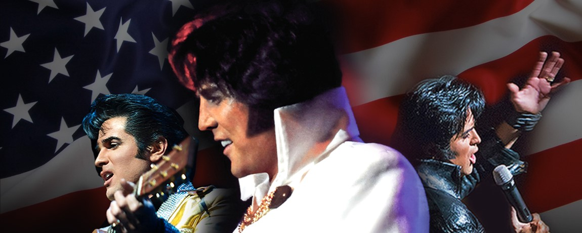 Elvis Tribute Artist World Tour event image