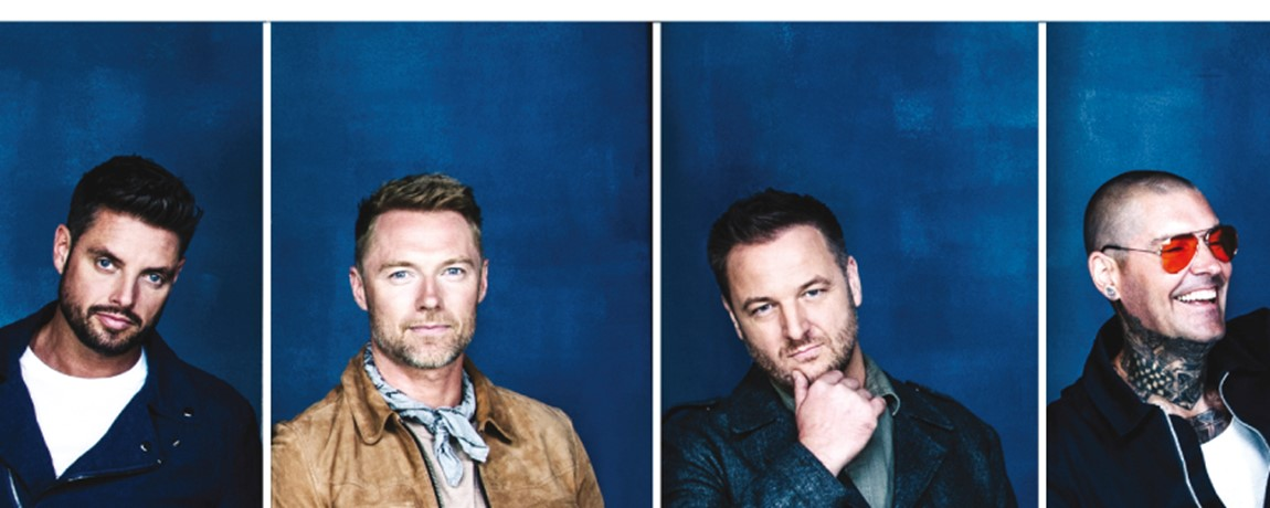 Boyzone event image