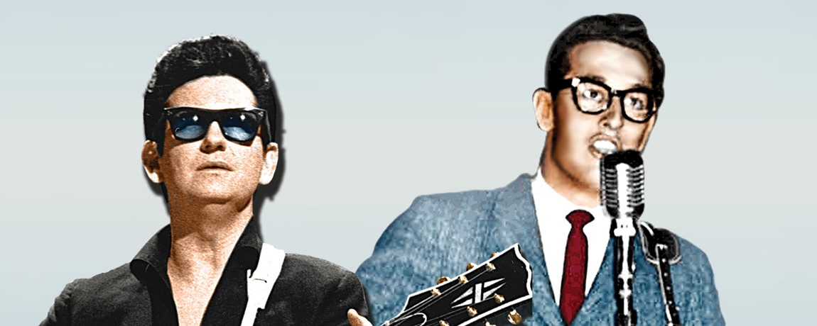 Roy Orbison & Buddy Holly - The Hologram Tour event image