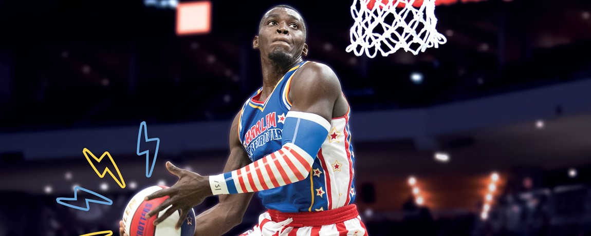 The Original Harlem Globetrotters event image