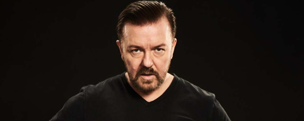 Ricky Gervais event image