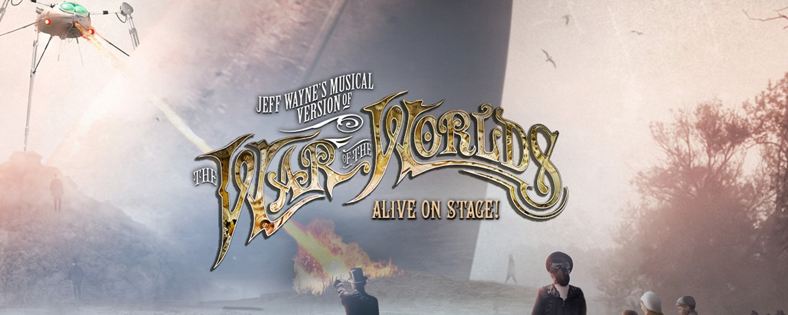 Jeff Wayne's Musical Version of The War of The Worlds event image