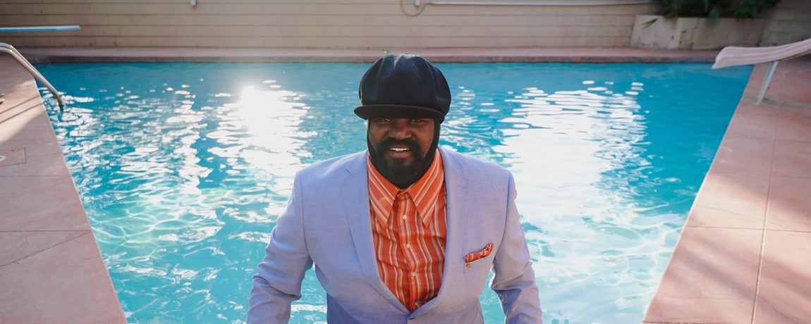 Gregory Porter event image