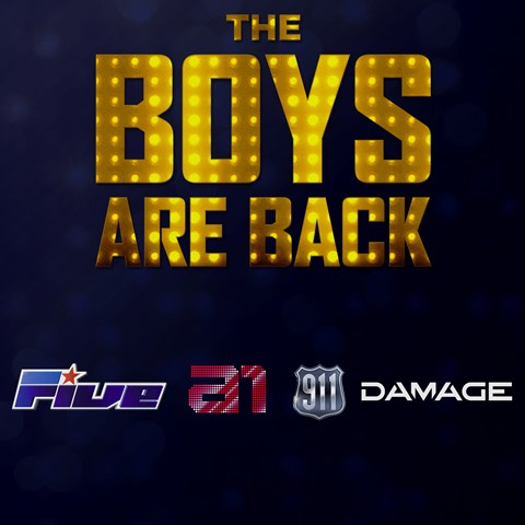The Boys are Back (1)